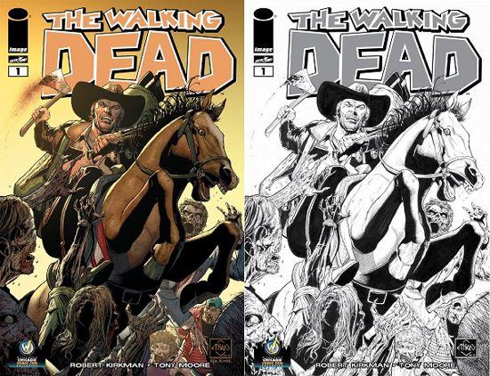 The Walking Dead Ethan Van Sciver