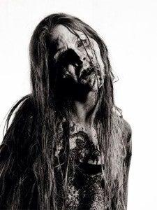 The Walking Dead Female Zombie