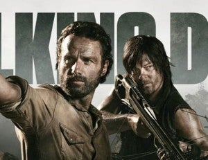 The Walking Dead Season 4 Comic-Con Panel
