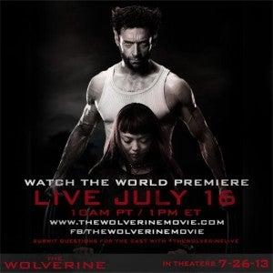 The Wolverine World Premiere