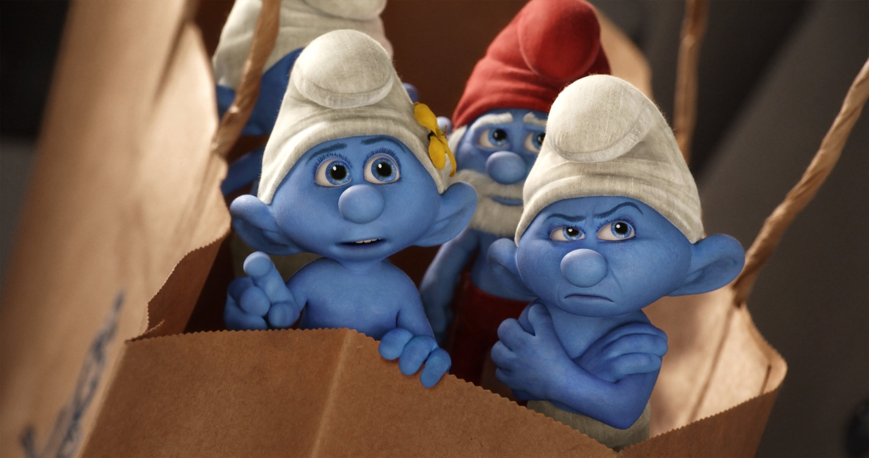 Exclusive Interview: The Smurfs 2 Director Raja Gosnell