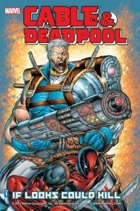 X-Force Movie Cable & Deadpool