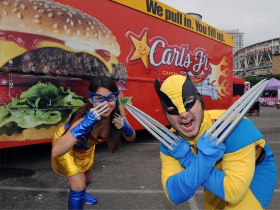 X-Men Days Of Future Past Carl's Jr & Hardee's