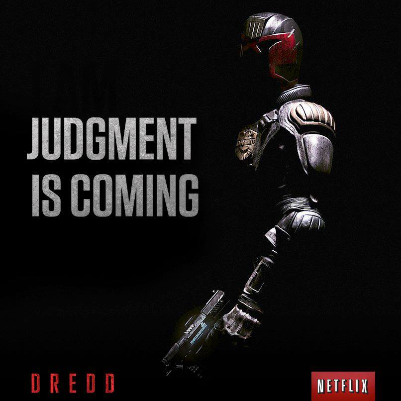 Dredd Now Available on Netflix Instant