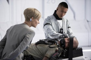 Matt Damon;Jodie Foster
