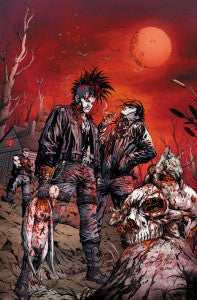 The Other Dead Issue#1 Coverb