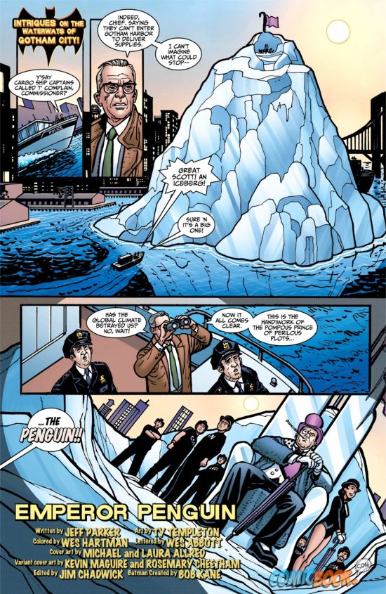 Batman '66 Issue #2 Page 1