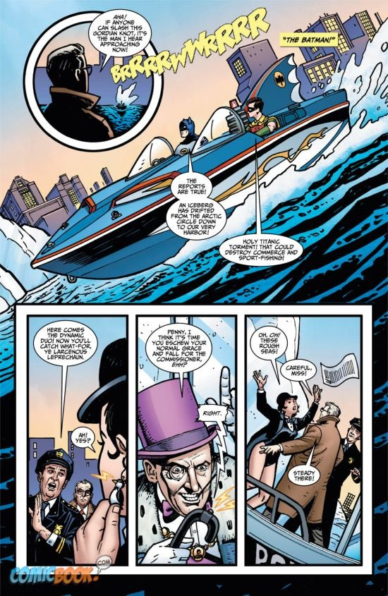 Batman '66 Issue #2 Page 3