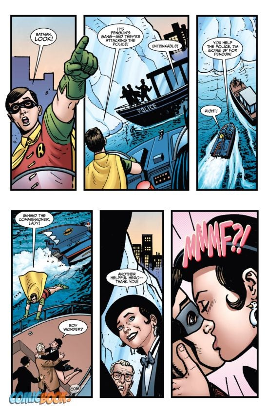Batman '66 Issue #2 Page 4