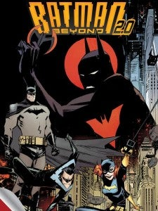 Batman Beyond #1 Higgins