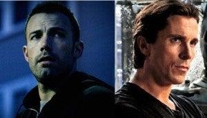 Ben Affleck & Christian Bale