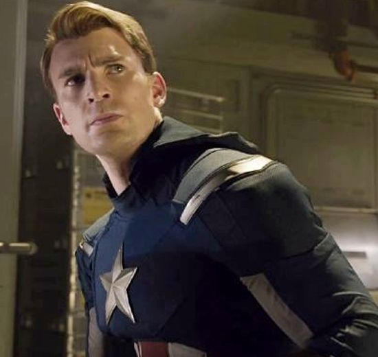Chris Evans Talks Captain America The Winter Soldier And Fantastic Four