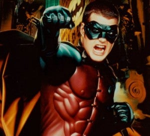 Chris O'Donnell Robin