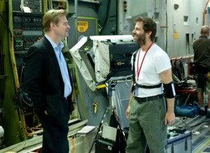 Christopher Nolan & Zack Snyder