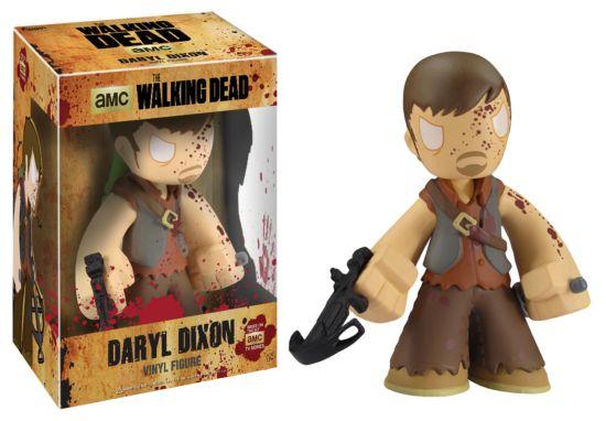 Daryl Dixon Walking Dead Walker Stalker Con Figure