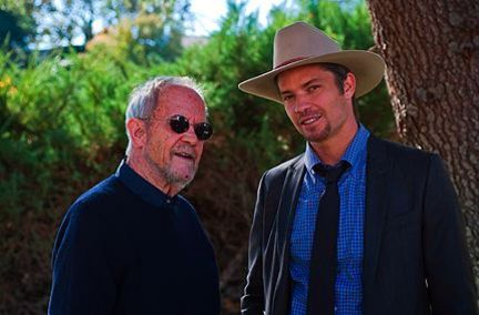Justified Creator Elmore Leonard Passes Away