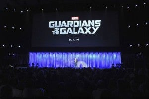 Guardians Of The Galaxy D23 Expo