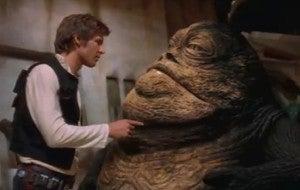 Han Solo & Jabba the Hutt