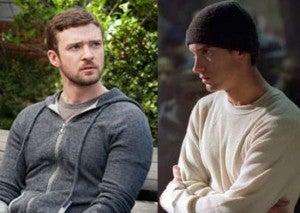 Justin Timberlake & Eminem Riddler