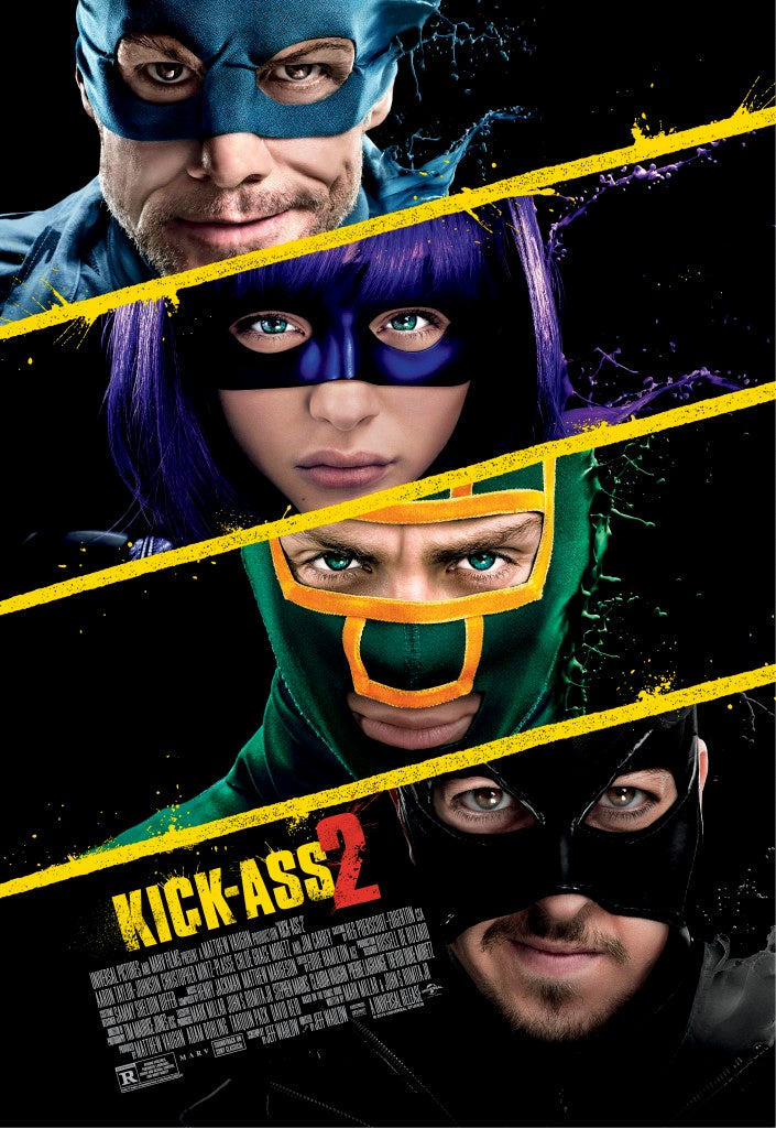 Kick-Ass 2 Joins In on SuperTicket Promotion