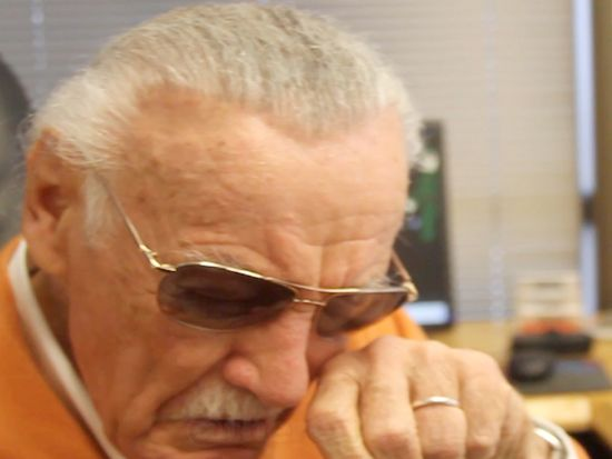 Stan Lee One Million Twitter Followers