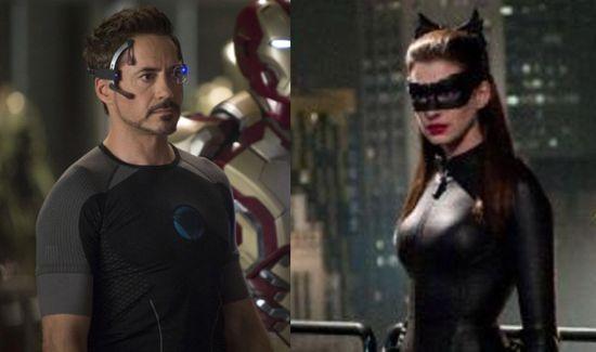 Teen Choice Awards Winners: Iron Man 3, Robert Downey Jr., & Anne Hathaway