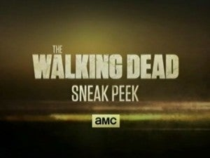 The Walking Dead Season 4 Sneak Peek