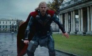 Thor The Dark World Trailer Conan