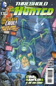 Threshold #8 Cover