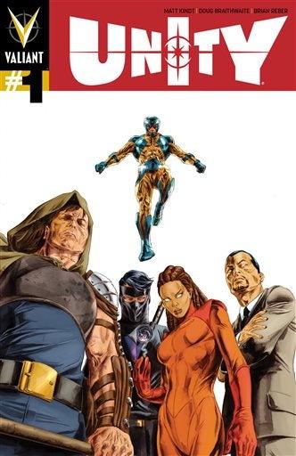 Valiant?s Super Team