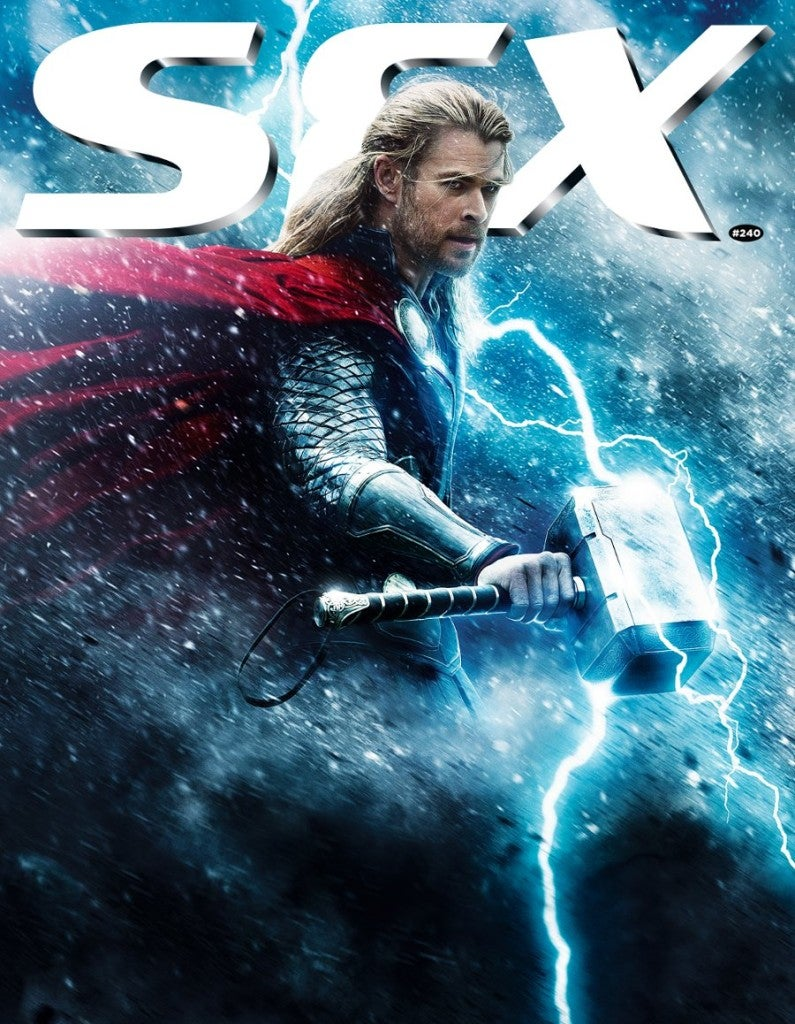 Joss Whedon Helped Rewrite Thor: The Dark World