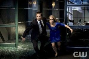 Arrow Season 2 Premiere City Of Heroes