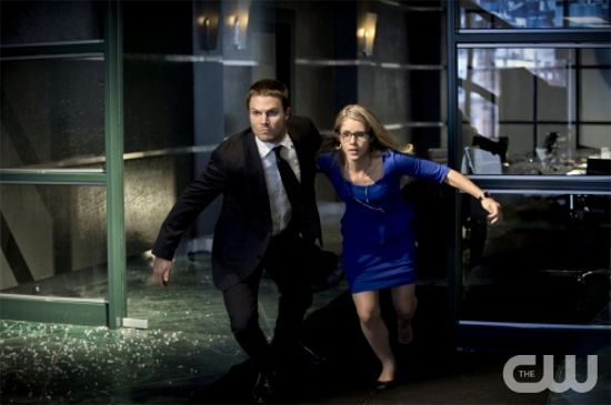 Arrow Season 2 Premiere City Of Heroes