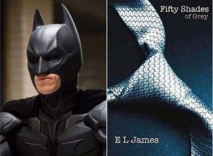 Batman & 50 Shades Of Grey