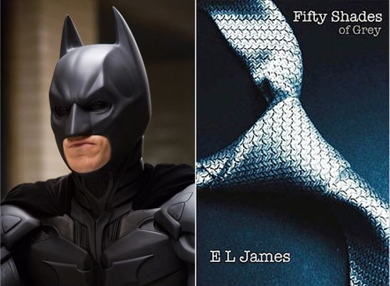 Batman & 50 Shades Of Grey Petitions: Should Fans Cast The Movies?