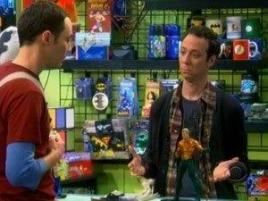 The Big Bang Theory Aquaman