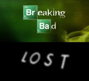 Breaking Bad Ending & Lost