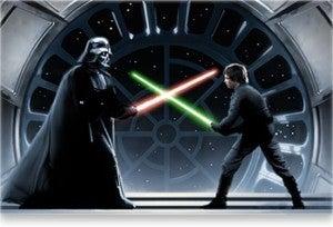 Darth Vader & Luke Skywalker