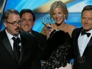 Emmy Outstanding Drama Series Breaking Bad