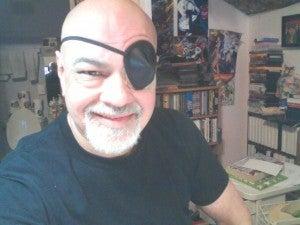 george-perez-eyepatch