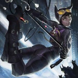 Infinite Crisis Catwoman