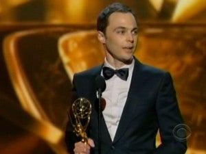 Jim Parsons Emmy Awards