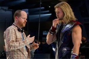 Joss Whedon & Thor