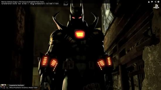 Batman: Arkham Origins Gets Adam West Batman, Azrael Batman Skins on PS3
