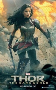 Lady Sif Poster