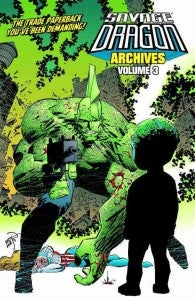 Savage Dragon Archives Volume 7 by Erik Larsen (2016, Paperback)