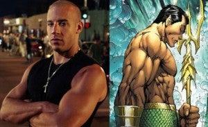 Vin Diesel as Namor the Sub-Mariner