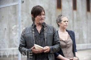 The Walking Dead Season 4 Daryl & Carol