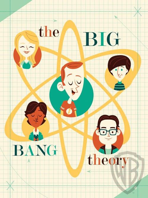 Big Bang Theory, The-Dave Perillo