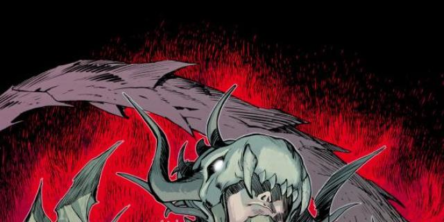 Phantom Stranger 15 cover